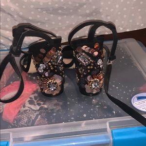 Evening heel